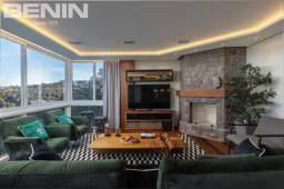 Apartamento à venda com 3 dormitórios em Bela vista, Gramado cod:15588