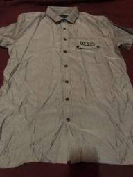 Camisa lamafia botão
