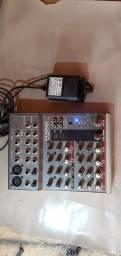 Mesa de som PHONIC AM105