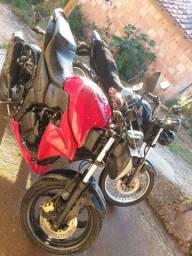 Troco por outra moto mais nova e mais potente !