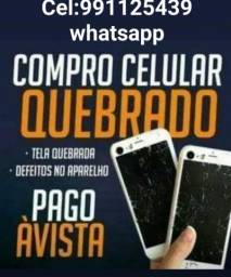 Compr@ celular com defeito