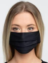 Mascara Reutilizavel em Tecido