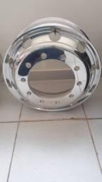 Roda 275 10 furos de aluminio diamantada