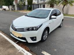Corolla XEI 2.0 branco pérola 2014/2015