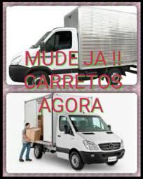 MUDE JA # CARRETOS AGORA
