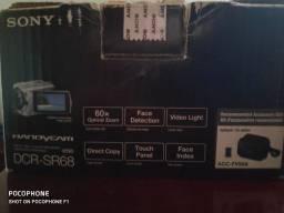Filmadora Sony HD 80GB