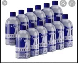 700 unidades de álcool em gel 500 ml