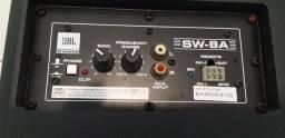 Caixa de som JBL SW 8A