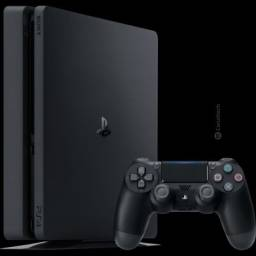 PlayStation 4 slim zerado na caixa