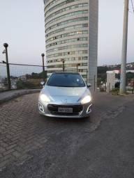 Peugeot 308 Feline, 2013 com teto! novo demais!