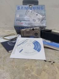 Câmera Digital Samsung Digimax 4500 Super