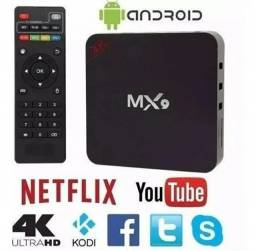 TV BOX - Android 4K. Vendo ou troco
