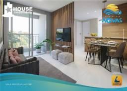 135 - Apartamento na Forquilha, Com 2 quartos, Conodminio, Village das Águas