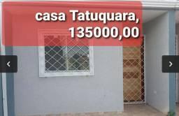 Linda casa no Tatuquara.