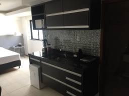 Flat Mobiliado 1/4 no Hotel Executive no Centro de Feira de Santana