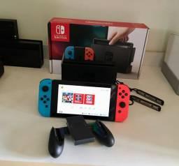 Nintendo Switch (Aceita Cartão)