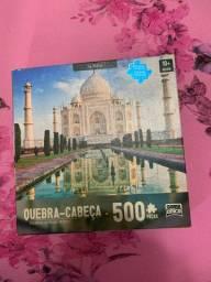 Quebra cabeça Taj Mahal 500pcs