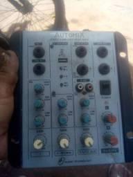 Vendo mesa de som da LL Automix 2 canal