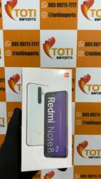 Xiaomi Redmi Note 8 Pro - 128GB - Branco - Global - Lacrado