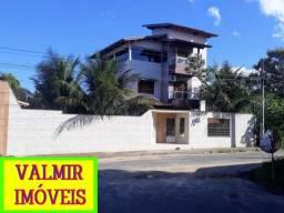 Triplex, 5 quartos, piscina a 1200 metros da praia, no Balneário de Jacaraípe