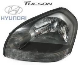 Farol Tucson Original Hyundai 2002 A 2015 Direito 92102-2ex