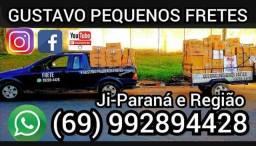 Pequenos Fretes e Mudancinha Ji-Paraná e Região fretes a partir de 40 reais