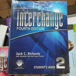 Livro de inglês interchange