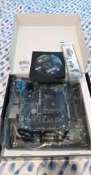 Placa-mãe Asus p/AMD AM4 Prime A320M-K/BR DDR4