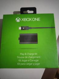 Bateria kit play and charge xbox one s original