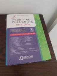 Livro novo código de processo civil articulado