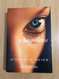 Livro A Hospedeira - mesma autora de Crepúsculo