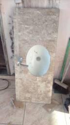 Pia mármore