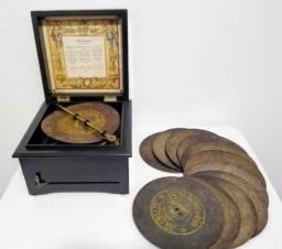 Antigo Realejo - Caixa De Música - Symphonion