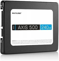 Axis 500 multilaser 240 gb