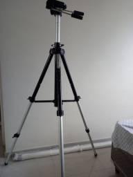 Tripé de filmadora profissional 2 m