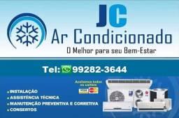 Instalação e manutenção em ar condicionados