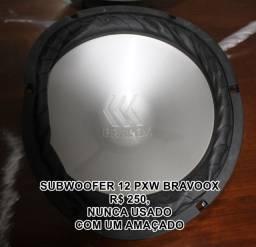 "Subwoofers 12"" bravox 400w"