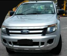 Ford Ranger 2014 XLS 2.5 GNV INJETADO U.DONO