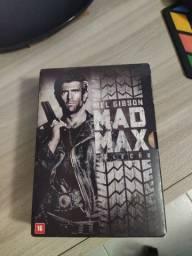 Mad Max Mel Gibson Box 3 Dvd Trilogia Original (NOVO)