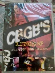Dvd Blondie Ramones dead boys original lacrado