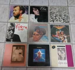 VINIL- LOTE C/11 LP'S/ GEORGE MICHAEL/JOE COCKER+