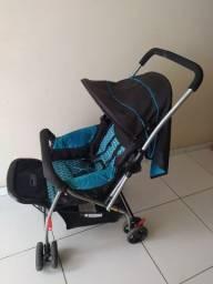 Vendo carrinho de bebê marca multikids