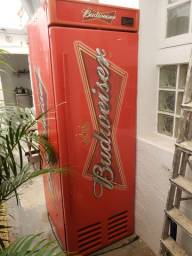 Freezer edição especial Budweiser - LEIA O ANÚNCIO