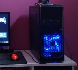 Gabinete Gamer + FAN LED