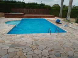 Lz. limpeza de piscinas e manutenção e tratamento de água
