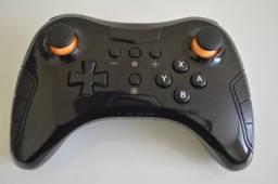 Controle Dobe Tns-1724 Nintendo Switch e PC Nao funciona Bluetooth