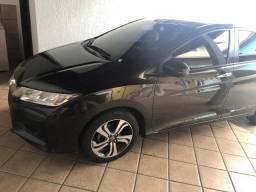 Honda City 2015/2015 Marrom Escuro - 1.5 EXL 16V Flex 4P Automático
