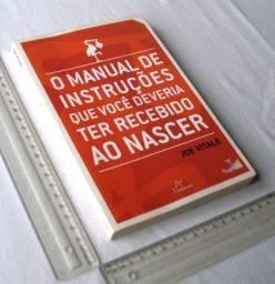 Livro Auto Ajuda - O Manual de Instruções Que Você Deveria Ter Recebido ao Nascer