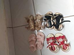 Sandálias infantis