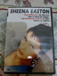 Dvd sheena Easton original lacrado